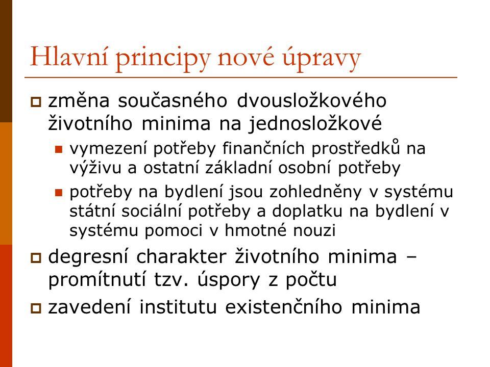 Obecný příjem (§ 9 odst.