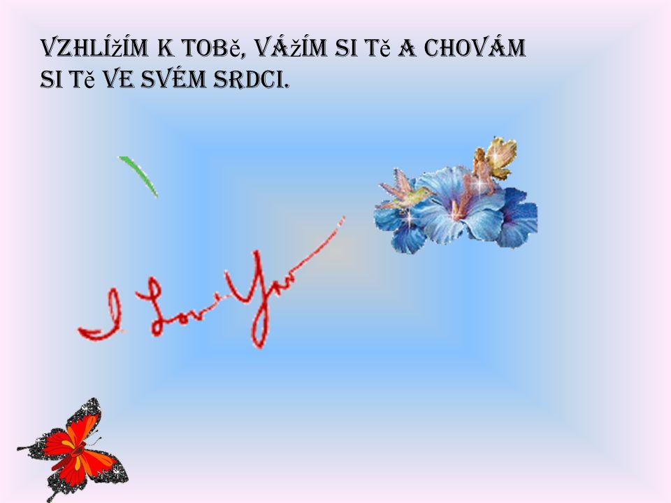 Co bys d ě lal(a), kdyby tv ů j nejlepší p ř ítel zítra zem ř el a tys mu u ž nikdy nemohl(a) ř íct, jak se cítíš.