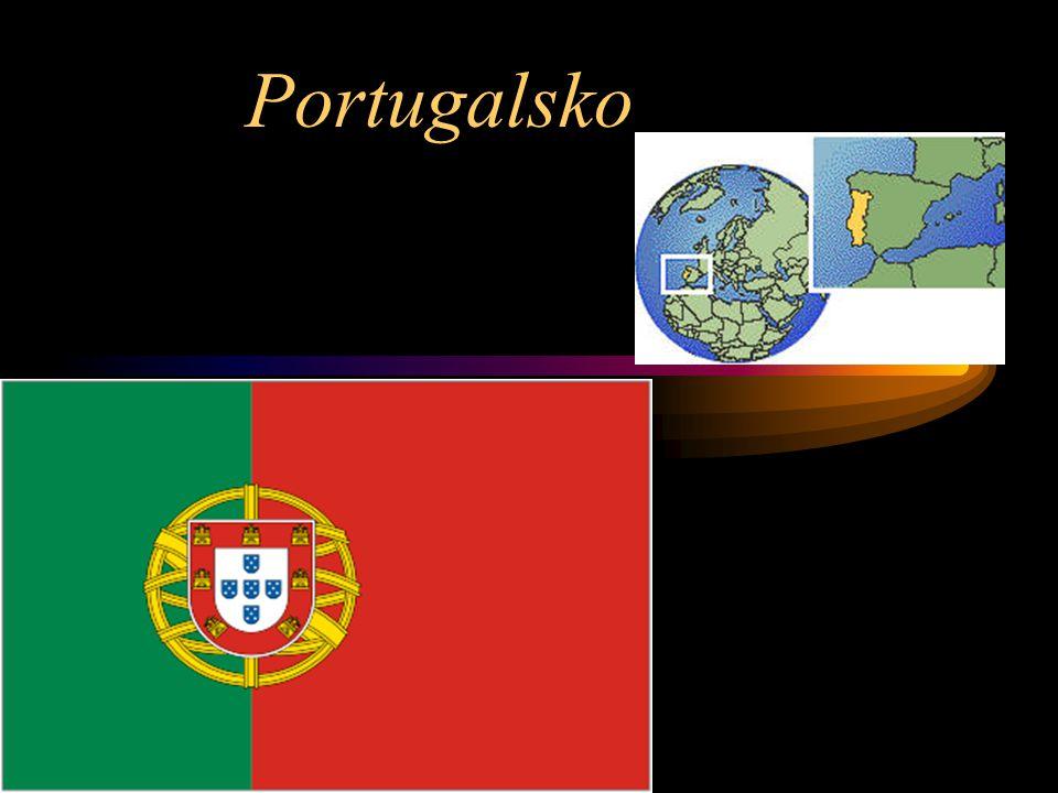 Oficiální název Portugalská repubika Hlavní město Lisabon Rozloha 92.389 km 2 Počet obyvatel 10.102.022 Hustota zalidnění 109 lidí na km 2 Státní zřízení pluralitní republika s jednokomorovým parlamentem Nezávislost 1143 (nezávislá republika vyhlášena 5.10.1910) Měna Euro Jazyky portugalština Sousedící země Španělsko Nejvyšší bod Estrela (1991 m) Nejdelší řeka Douro