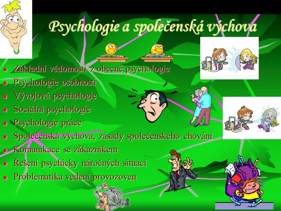 Psychologie a společenská výchova Psychologie a společenská výchova Základní vědomosti z obecné psychologie Základní vědomosti z obecné psychologie Ps