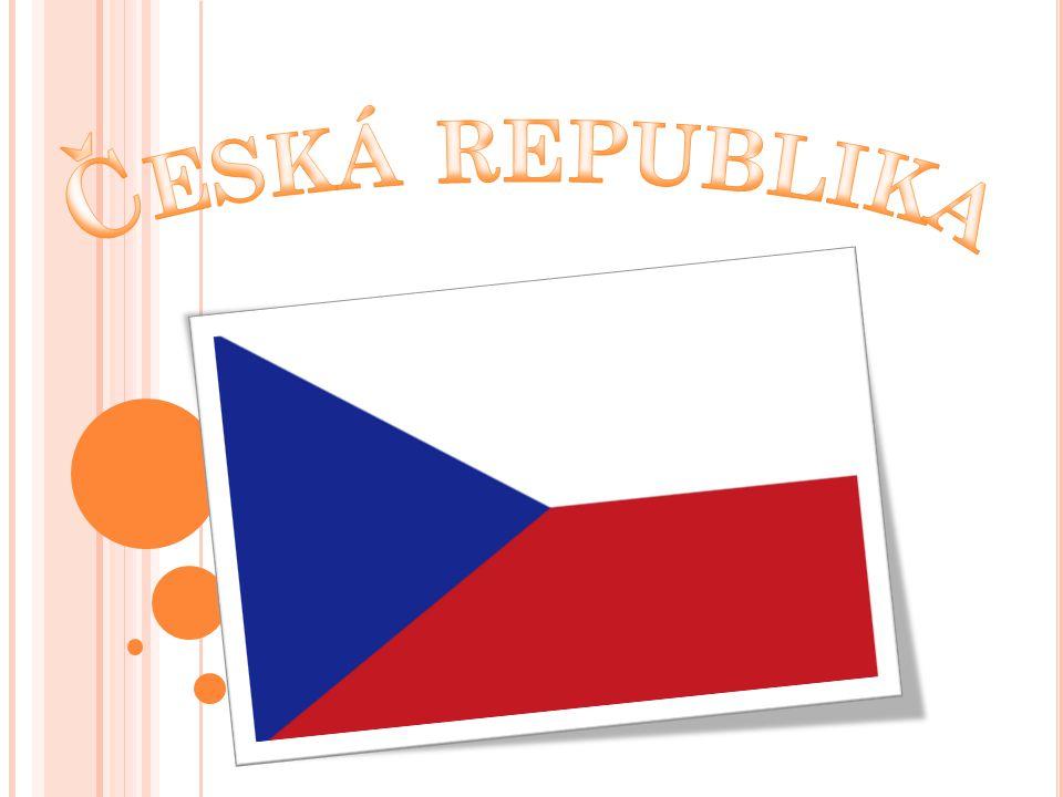 Ú DAJE O ZEMĚPISNÉ POLOZE Územím ČR prochází ●50.rovnoběžka s.