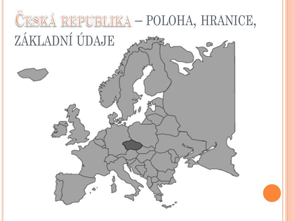 název → Česká republika, Česko Setkali jste se někde s označením Česko.
