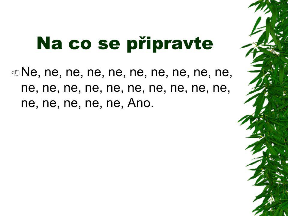 Na co se připravte  Ne, ne, ne, ne, ne, ne, ne, ne, ne, ne, ne, ne, ne, ne, ne, ne, ne, ne, ne, ne, ne, ne, ne, ne, ne, Ano.