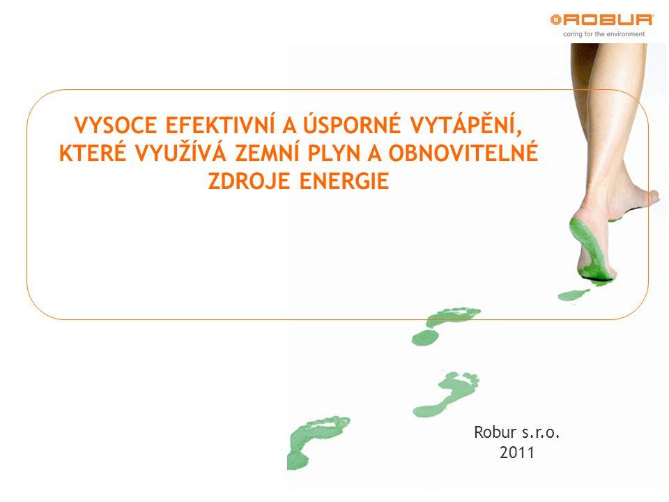 GAHP Plynová Tepelná Čerpadla NÁKLADY A ÚSPORA ENERGIÍ GAHP Plynová Tepelná Čerpadla poskytují významnou úsporu až 40% nákladů na vytápění, návratnost investičních nákladů 2 až 4 roky.