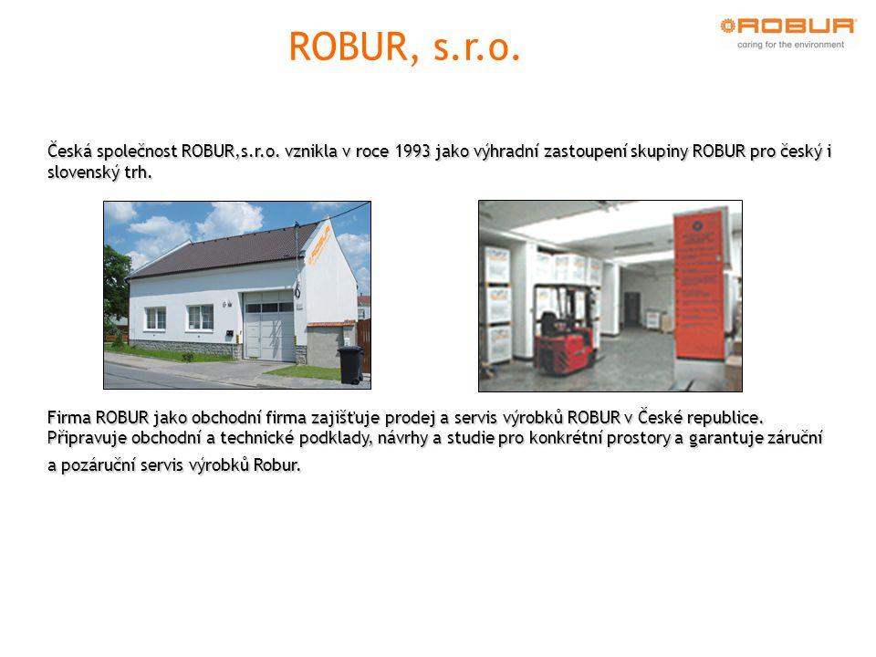 Česká společnost ROBUR,s.r.o.