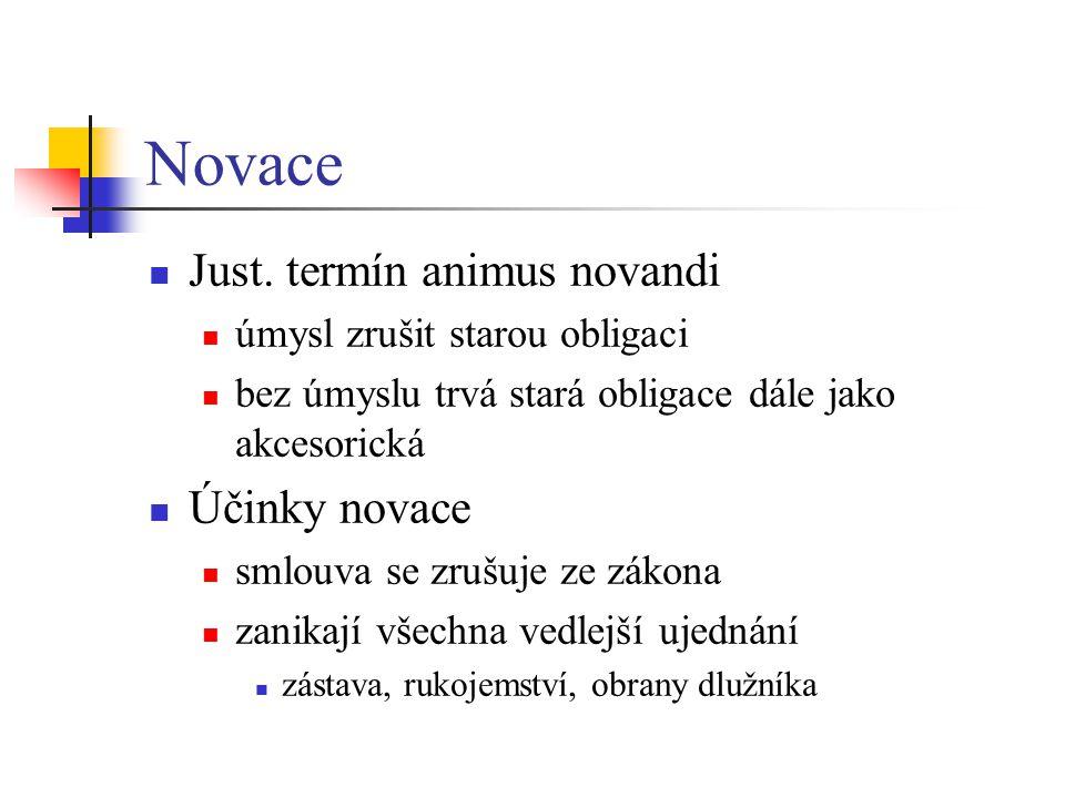 Novace Just.
