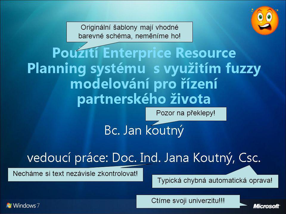 Systém automatické kontroly leteckého provozu Bc.Jan Koutný vedoucí práce: prof.