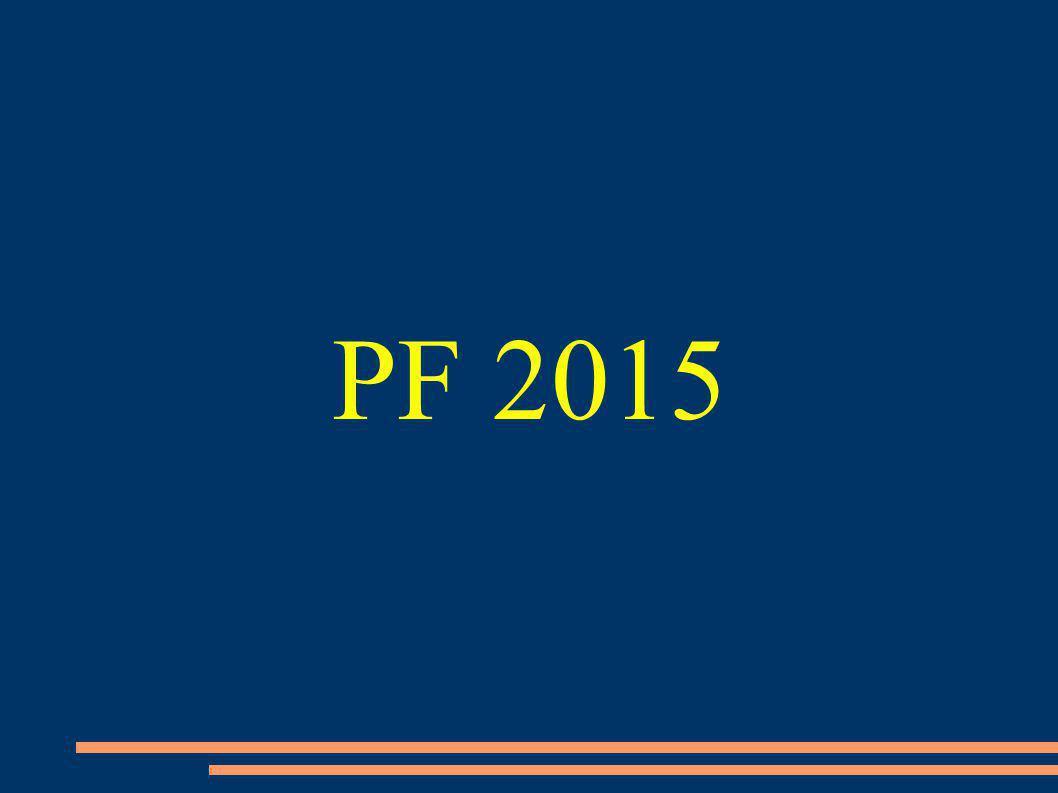 PF 2015