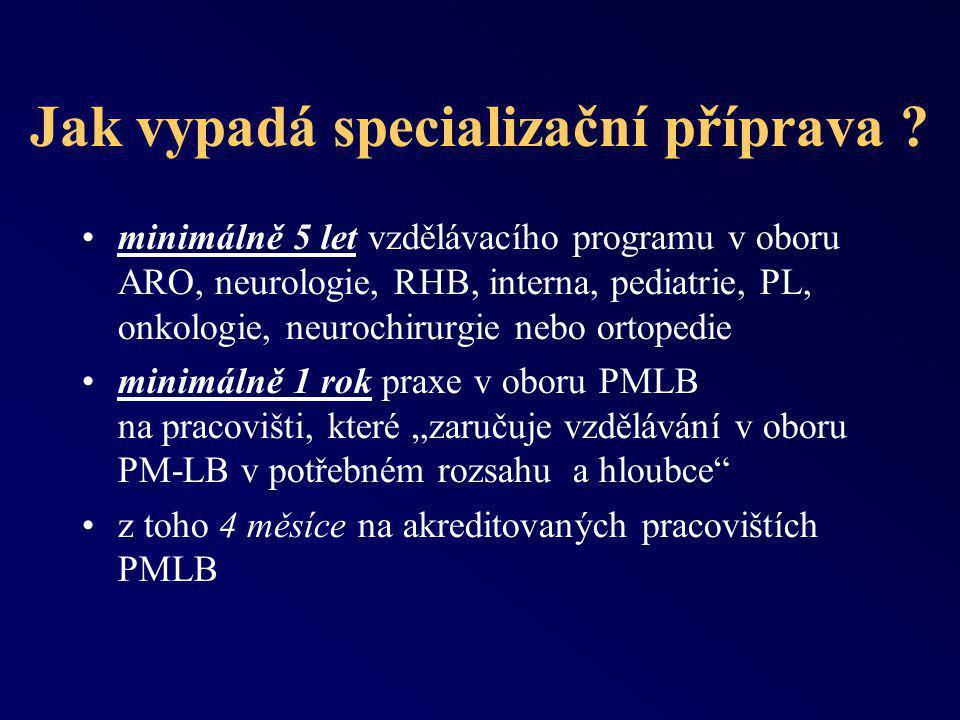 …specializační příprava..