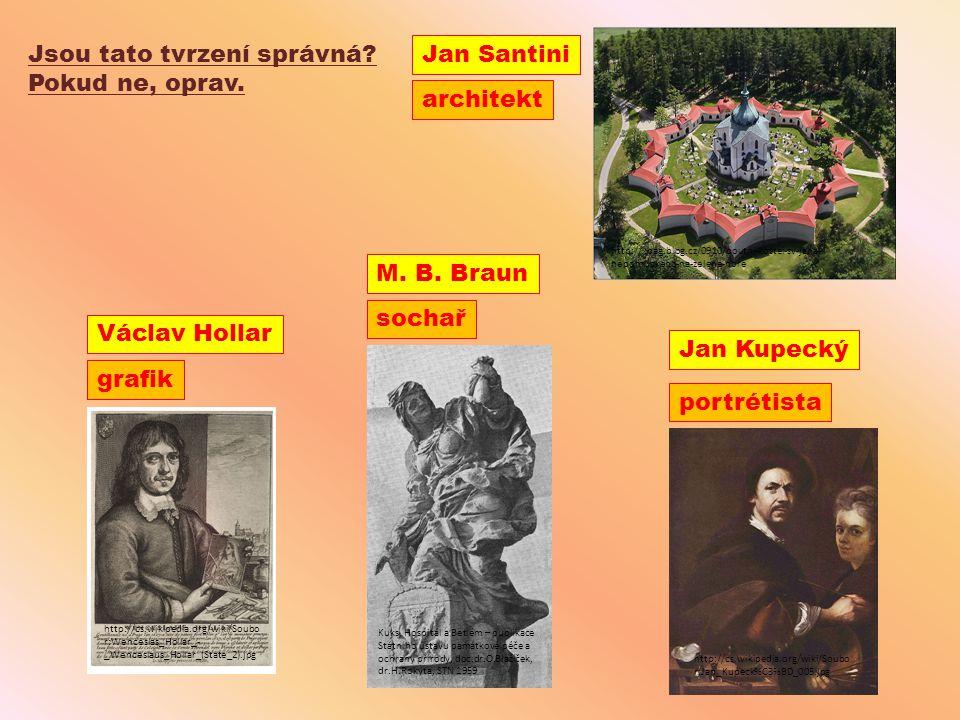 http://cs.wikipedia.org/wiki/Soubo r:Wenceslas_Hollar_- _Wenceslaus_Hollar_(State_2).jpg Václav Hollar grafik Jan Kupecký portrétista http://cs.wikipe