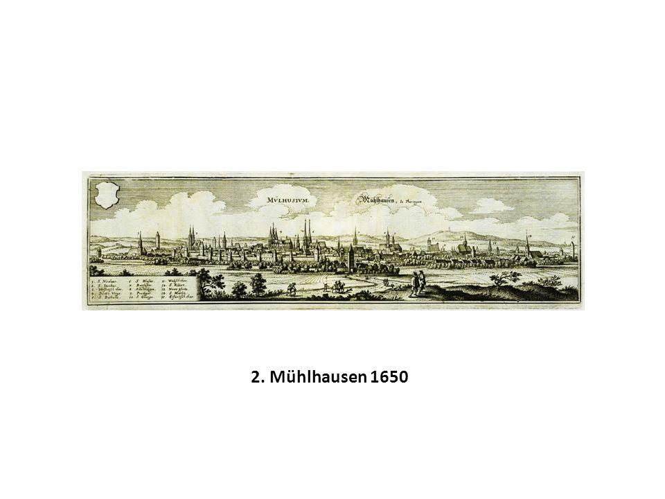 2. Mühlhausen 1650