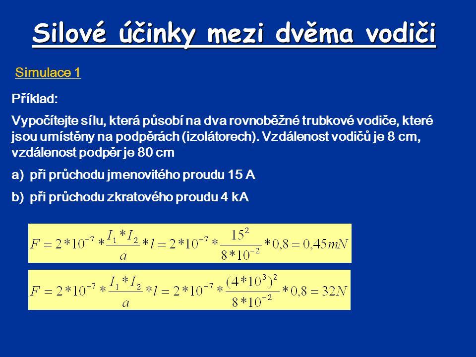 Řešení magnetických obvodů Po dosazení: R m2 R m1 U m2 U m1  Po dosazení do rovnice s magnetickým napětím: Jedná se o lineární funkci ve 2.