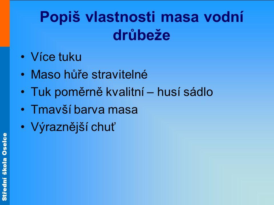 Střední škola Oselce Létavá drůbež Holub domácí Obr.6 Obr.10