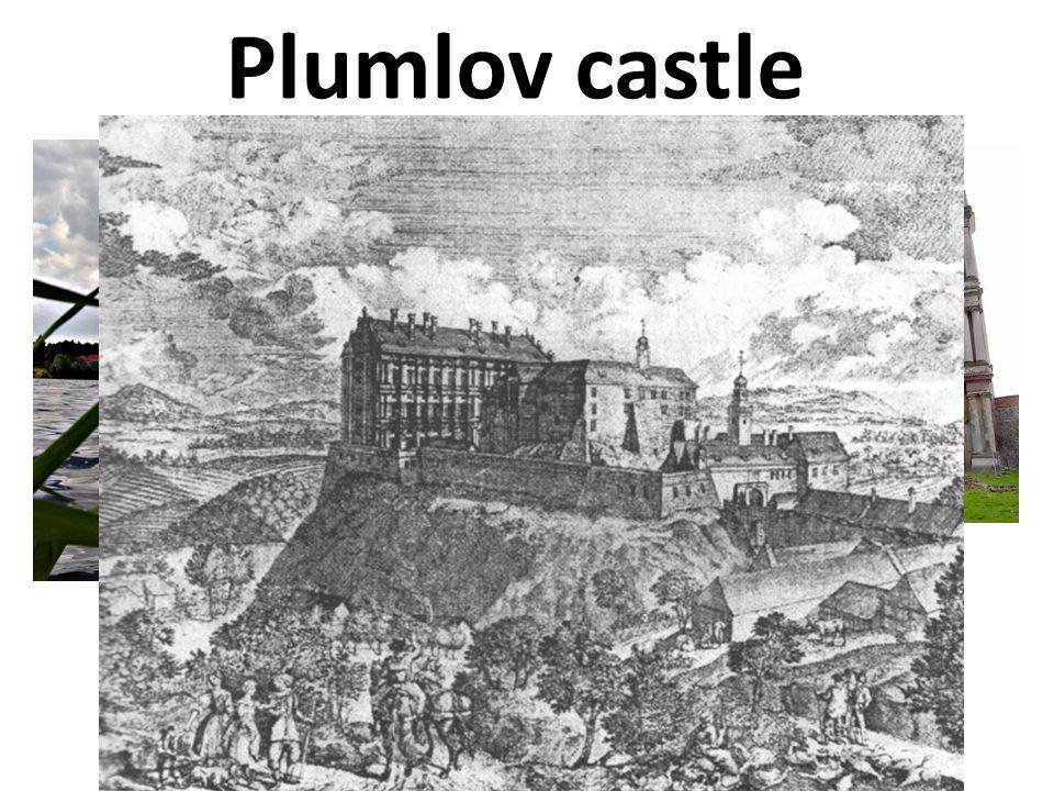 Plumlov castle