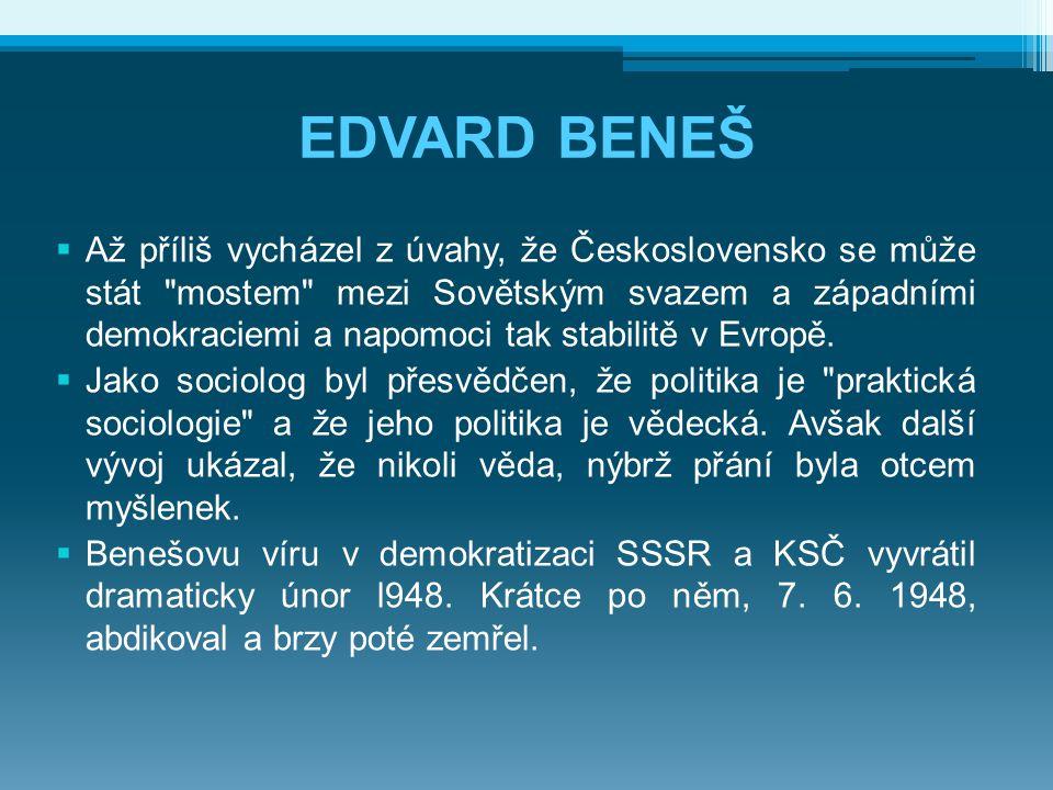 EMIL HÁCHA * 12.7. 1872 Trhové Sviny † 27. 6.
