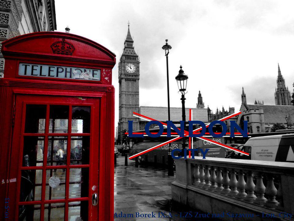 Londýnská čínská čtvrť je oblast v Soho v obvodu Westminster kolem Gerrard Street.