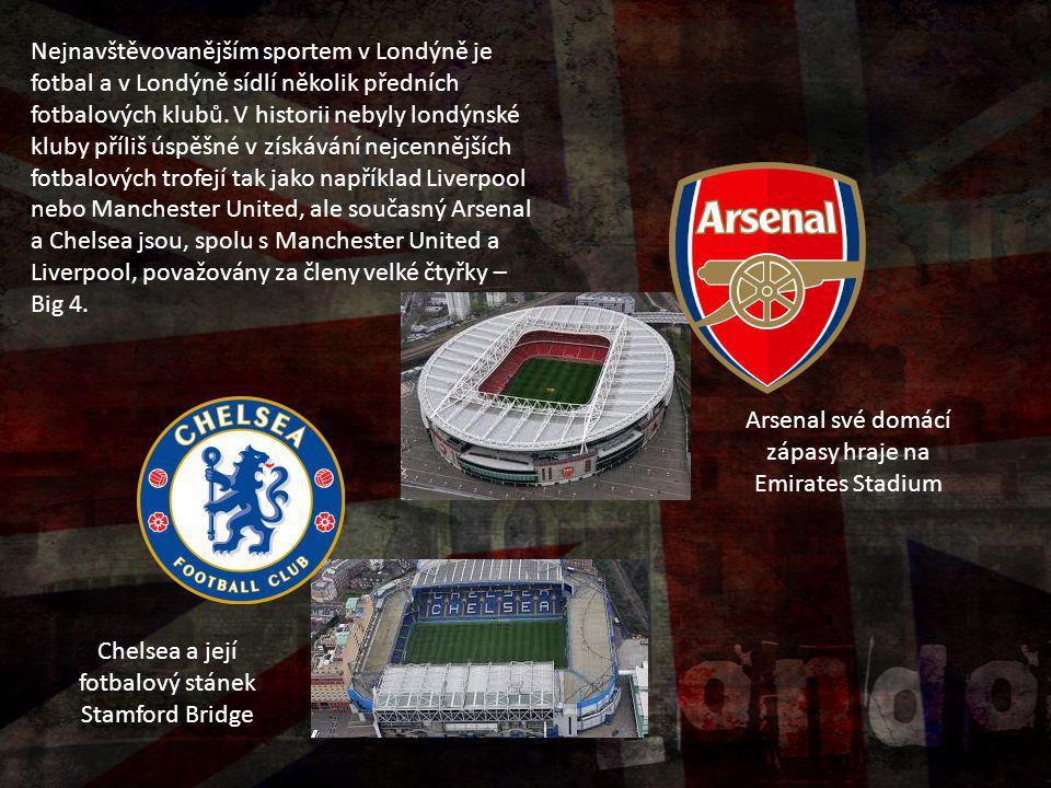 Nejnavštěvovanějším sportem v Londýně je fotbal a v Londýně sídlí několik předních fotbalových klubů. V historii nebyly londýnské kluby příliš úspěšné