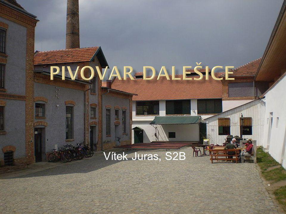  Pivovar Dalešice byl založen pravděpodobně již koncem 16.