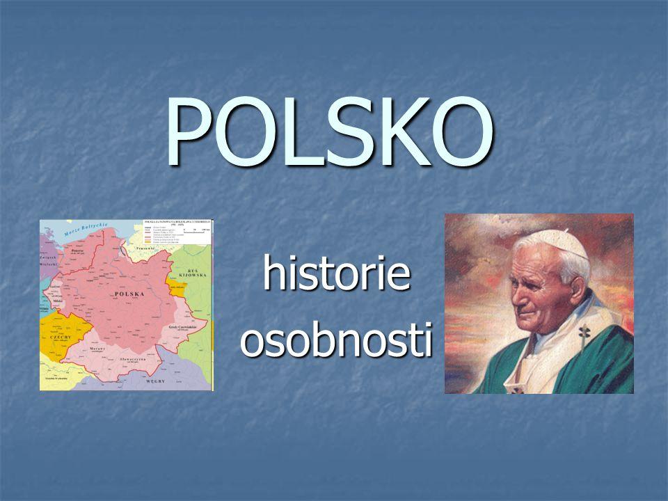 POLSKO historieosobnosti