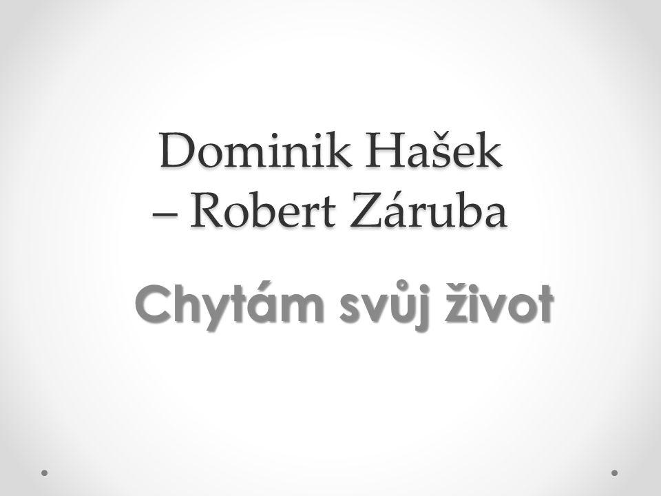 Dominik Hašek – Robert Záruba Chytám svůj život
