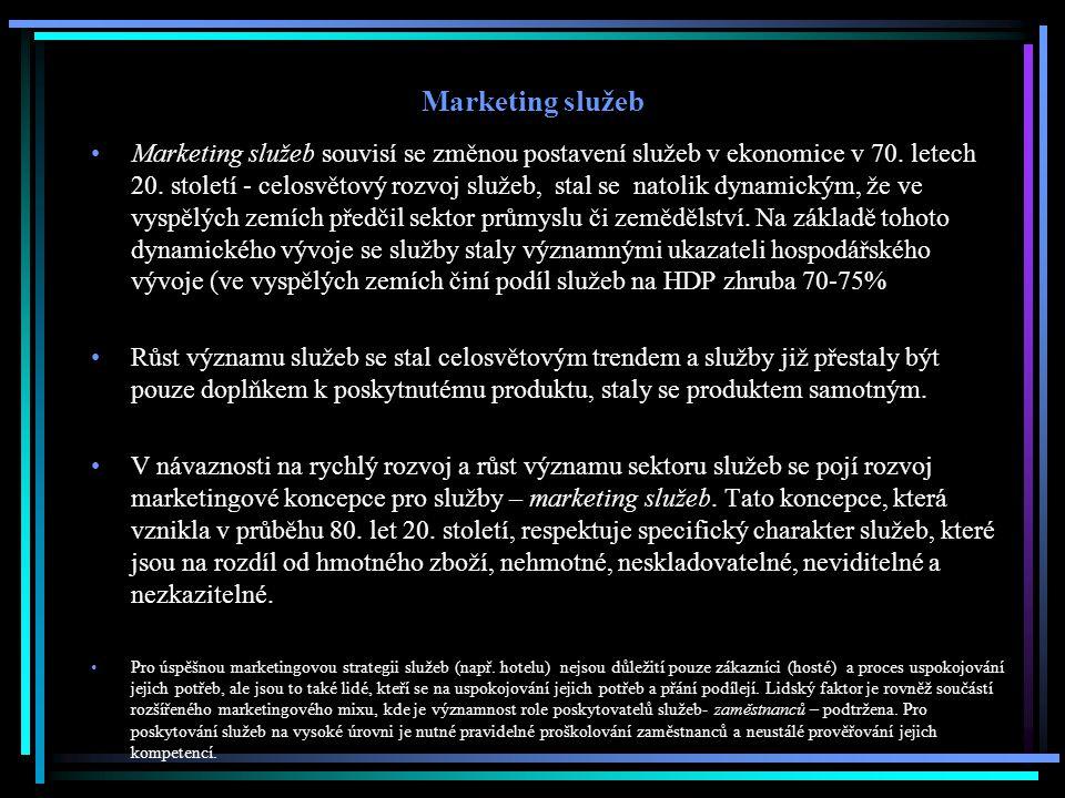 Vývoj marketingových koncepcí – vztahová koncepce, holistická Vztahová – iniciativa vychází od zákazníků ne od podniku, podnik vyrábí na základě znalostí PPO zákazníků.