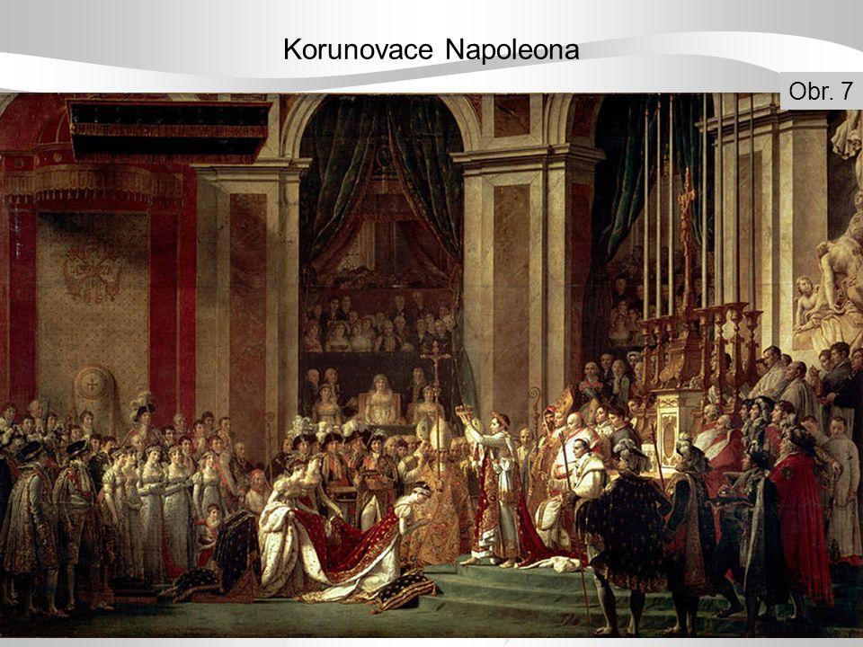 Korunovace Napoleona Obr. 7