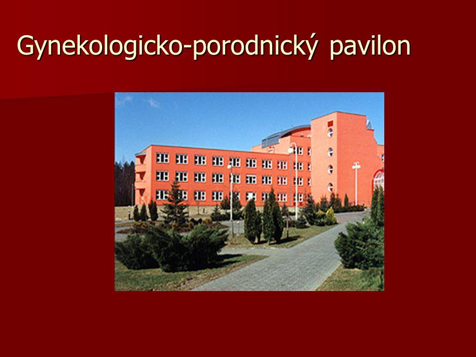 Gynekologicko-porodnický pavilon