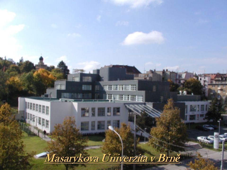 Masarykova Univerzita v Brn ě