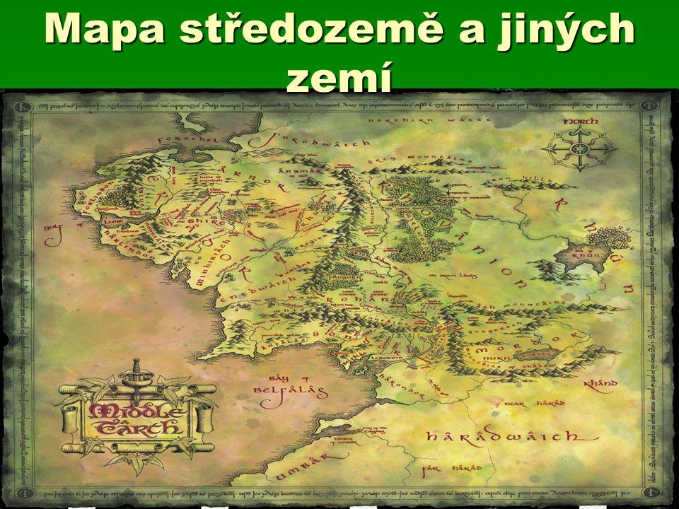  Toto jsou božstva východu, mapy Beleriandu,středozemě a jiných zemí  Nyní následuje prezentace slavných hrdinů Středozemě a Beleriandu