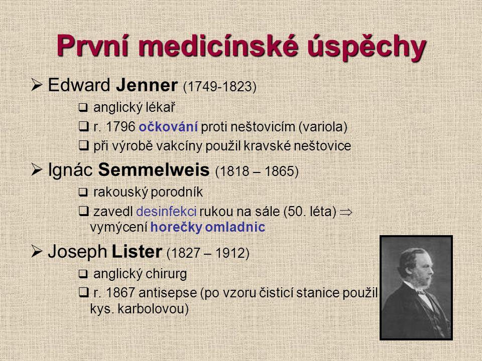 """Louis Pasteur """"štěstí přeje připraveným francouzský chemik, biolog od r."""
