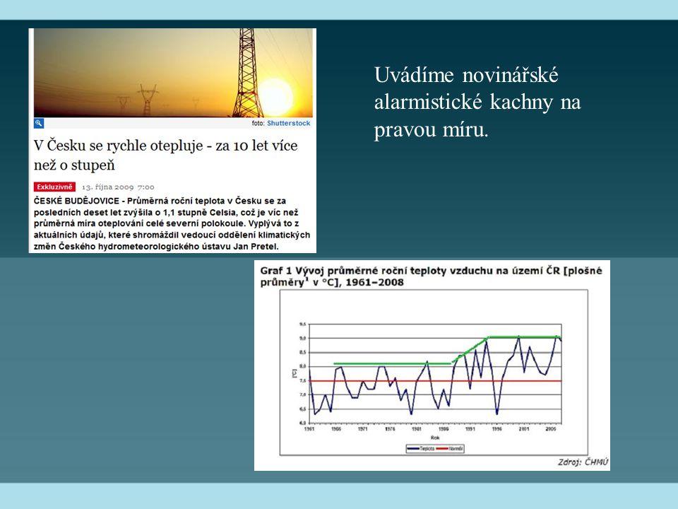 Mýty o klimaskepticích Vlevo: Údajný klimaskeptik Vpravo: Skutečný klimaskeptik Prof. Zichichi