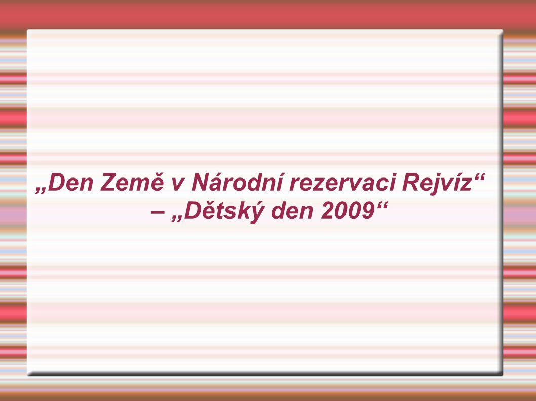 """""""Den Země v Národní rezervaci Rejvíz – """"Dětský den 2009"""