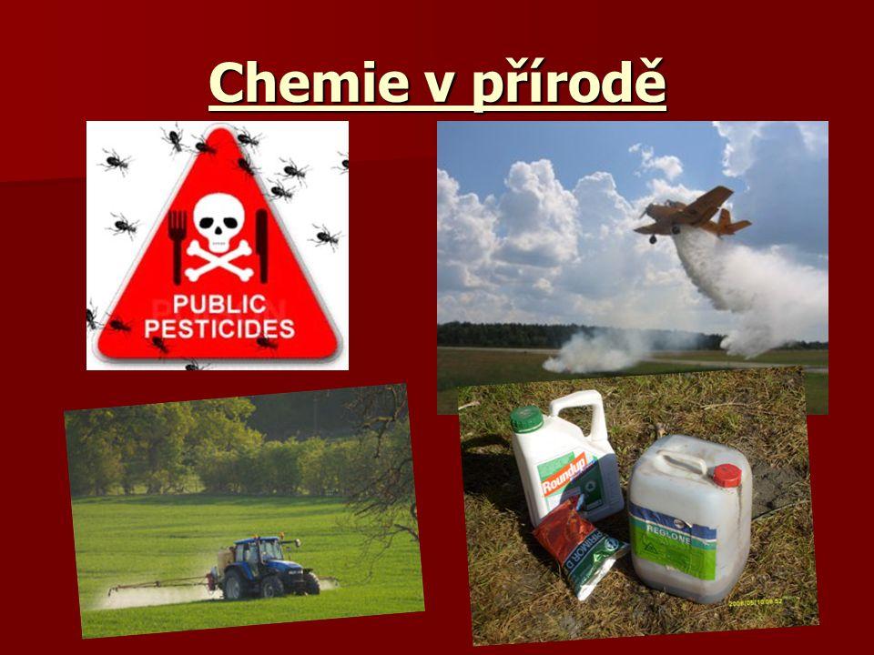 Chemie v přírodě