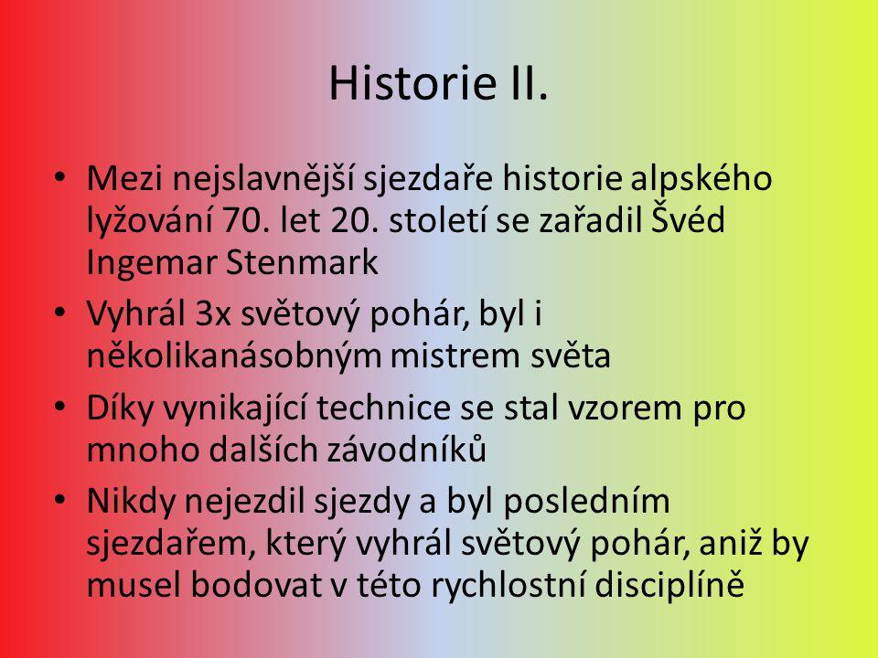Historie III.Konci 20.