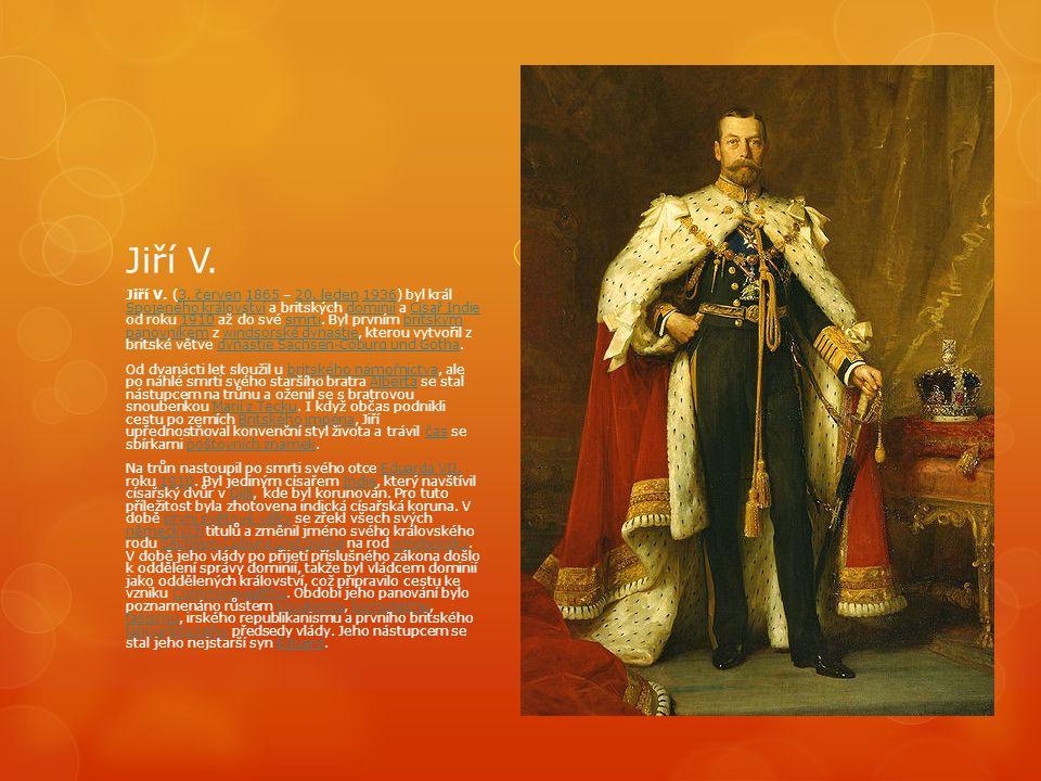 Jiří V.Jiří V. (3. červen 1865 – 20.