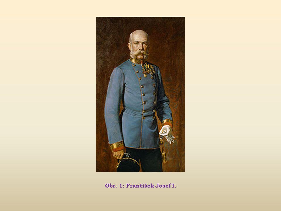František Josef I. Osobnosti české historie a jejich doba