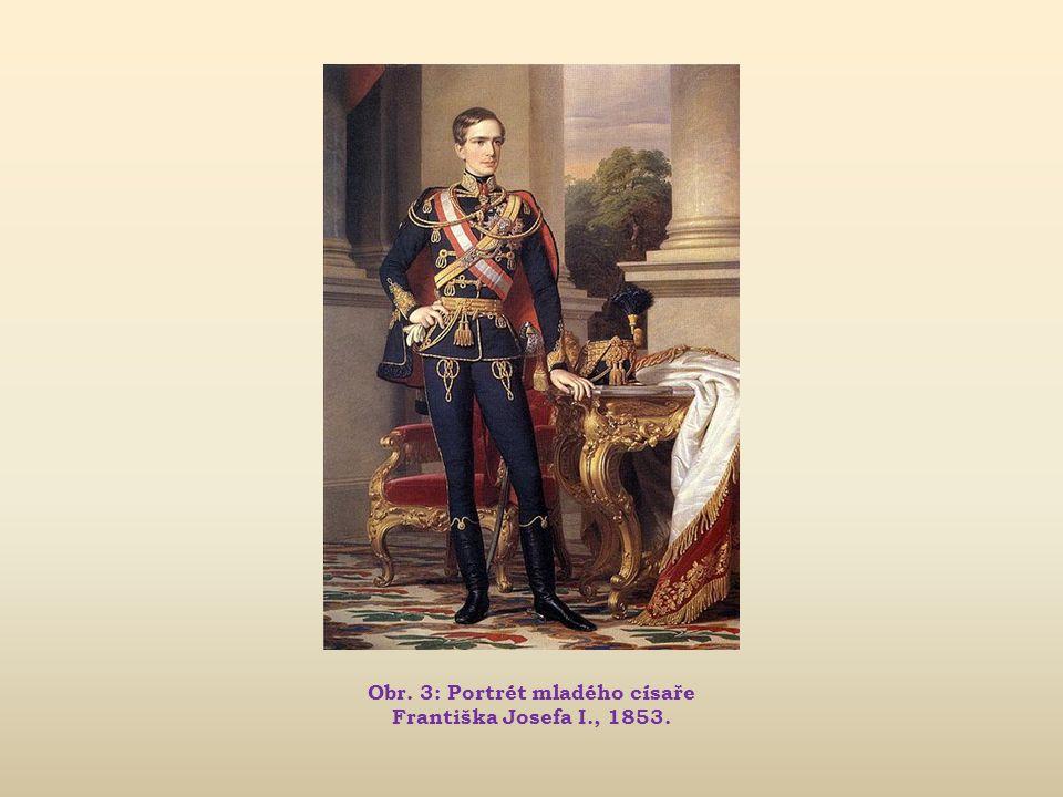 František Josef I. Život a vláda panovníka (1848 – 1916)  1851 na císařův příkaz Karel Havlíček Borovský internován v jihotyrolském městečku Brixen 