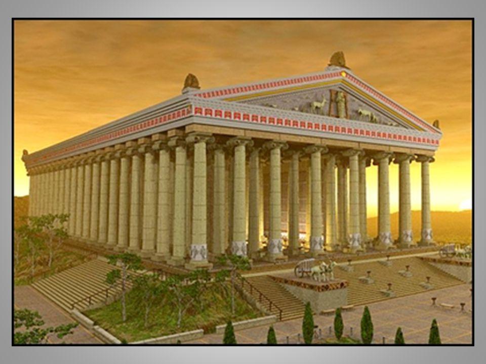 Bylo vystavěno roku 351 př.n. l.