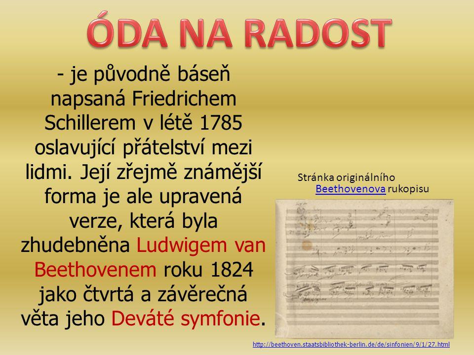 Problémy se sluchem - problémy se sluchem se začaly projevovat od roku 1795 - v uších mu neustále zněly nepříjemné zvuky - používal různá naslouchátka