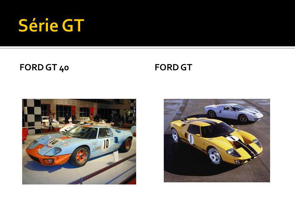 FORD GT 40FORD GT