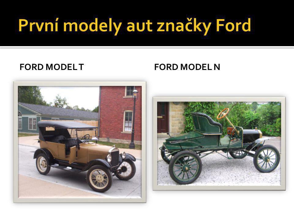 FORD MODEL TFORD MODEL N