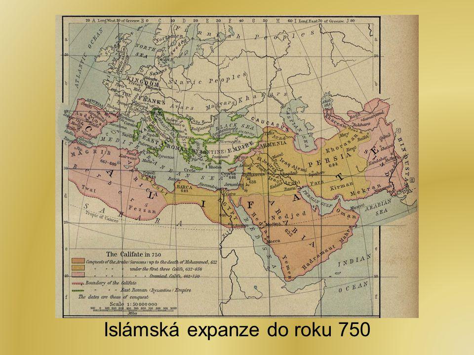 Islámská expanze do roku 750