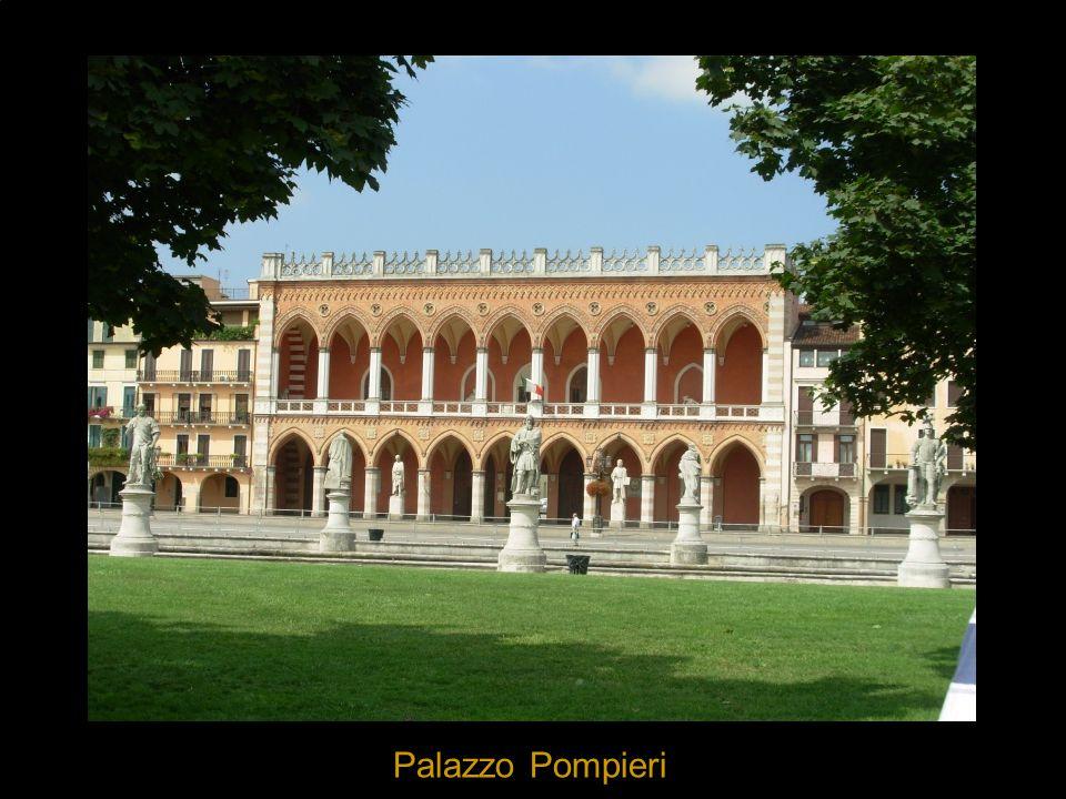 Palazzo della Ragione Palác rozumu