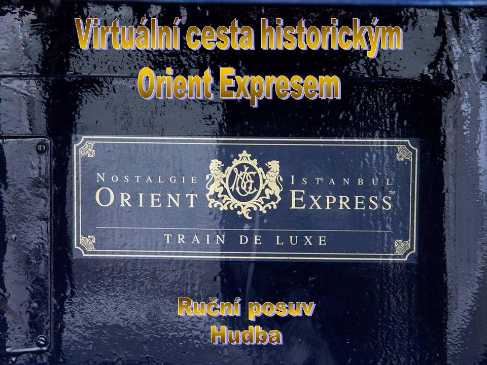 OBRAZ EXISTUJÍCÍHO SVĚTA Orient Expres se stal pro mnoho filmařů a publicistů vhodným prostředím pro celovečerní filmy, které ukazovaly tehdejší společnost.