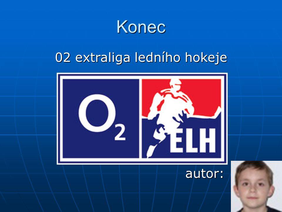 Konec 02 extraliga ledního hokeje autor: autor: