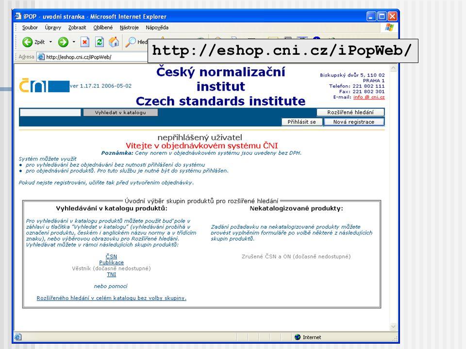 http://eshop.cni.cz/iPopWeb/