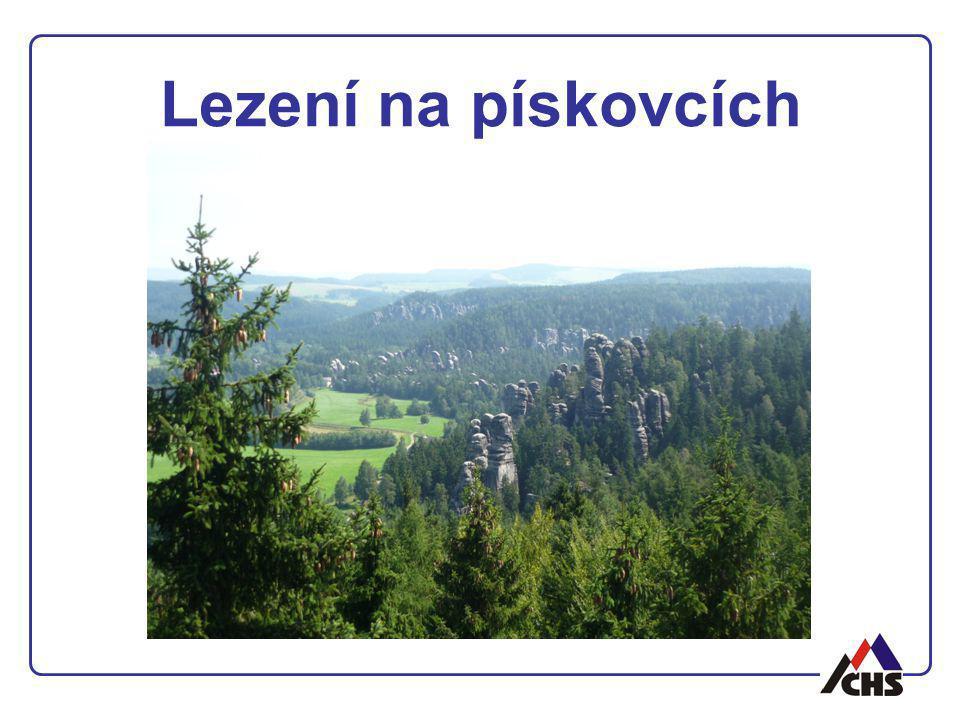 Lezení po nepískovcových terénech historicky vnímáno jako cvičný horolezecký terén zpravidla tvrdší povrch skály zásadní ovlivnění trendy v západní Evropě: maximální bezpečnost a obtížnost specifická pravidla lezení
