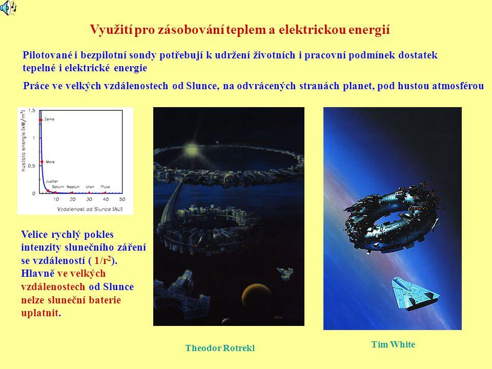 Produkce antiprotonu – animaci spustit kliknutím na ni Skladování – magnetická a elektrická pole Mezihvězdná loď AIMstar (studie provedená na Pensylvanské universitě) Část zařízení LEAR pro produkci pomalých antiprotonů (protonový urychlovač v CERNu) Současné metody umožňují – zlepšení o 3-4 řády Současná produkce stačí jen na kombinovaný pohon během letu je možno antihmotu uchovávat v magnetické prstenci (AIMstar potřebuje 28,5 μg) Dnes jsme schopni udržet antiprotony v magnetické pasti i stovky dní Velké zkušenosti s produkcí pomalých antiprotonů v CERNu