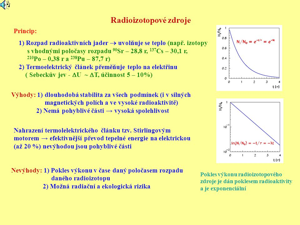 SAVE 400 - reaktor - zdroj elektrické energie pro iontový motor i přístroje sondy Dlouhodobě pracující motor s malým zrychlením  cesty ke vnějším planetám Tepelný test reaktoru SAVE 30 Výkon: 400 kW tepelný, 100 kW elektrický Palivo: vysoce obohacený uran (97% 235 U) Typ : rychlý reaktor Chlazení: plyn (He+Xe) T ~ 1000 o C Hmotnost: 512 kg (100 kg 235 U) Spolupráce NASA a Los Alamos Koncept sondy s jaderným iontovým motorem pro průzkum vnějších částí Sluneční soustavy (NASA) Sonda pro průzkum ledových měsíců Jupitera