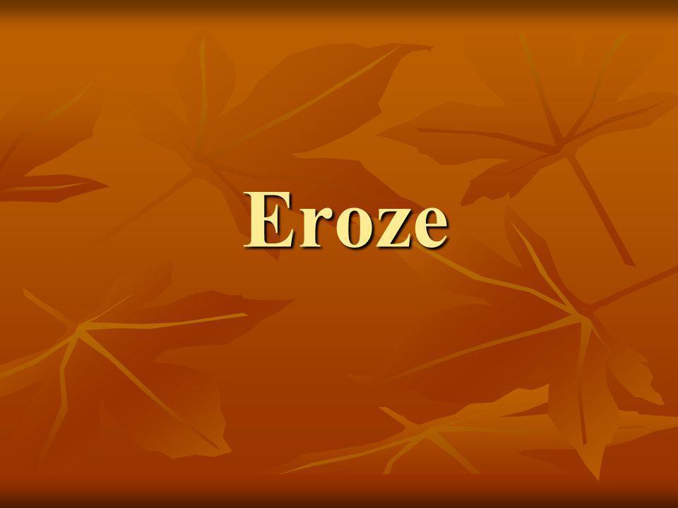 Eroze na souostroví Kornati Stejně jako většina Jaderského pobřeží, neuniklo souostroví Kornati odlesnění, které proběhlo již v dávné minulosti.